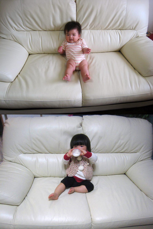 【1ヶ月】ベビーの成長を写真で定点観測